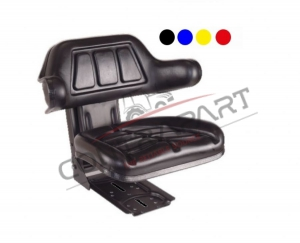 CTP-101 Tractor Seat With Armrest With Suspension CTP350000