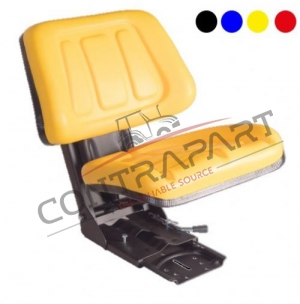 CTP-106 Tractor Seat With Backrest Sliding Base CTP350005
