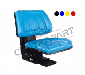 CTP-116 Tractor Seat With Backrest Sliding Base  CTP350011